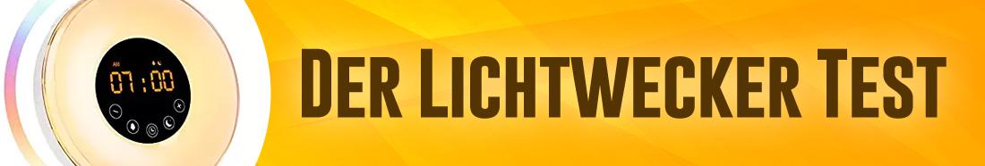 Lichtwecker Test ++ Testsieger ++ Top 5 Produkte