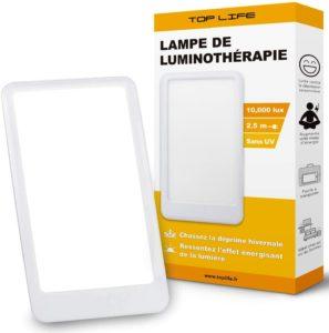 Lichttherapie Tageslichtlampe 10000 Lux